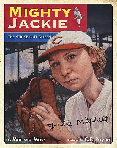 Mighty Jackie, The Strike-Out Queen